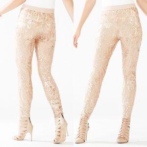 Bcbg Sequin Pants